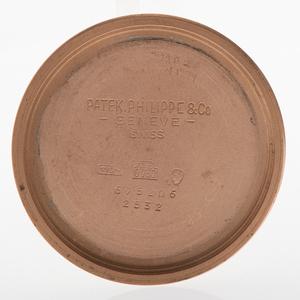 Patek Philippe Calatrava 2532 in 18 Karat Rose Gold