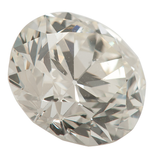 G.I.A. Certified 4.25 Carat Diamond