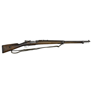 **Turkish M1893 Mauser Bolt Action Rifle