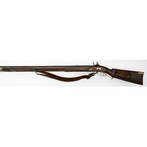 Flintlock Yeager Rifle