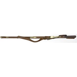 Flintlock Yeager Rifle