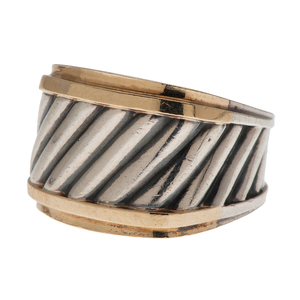 David Yurman Cable Classics Cigar Band Ring