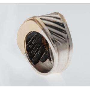 David Yurman Cable Classics Cigar Band Ring