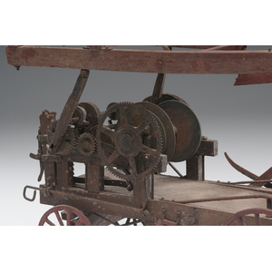 Salesman's Sample of a Thresher