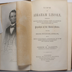 the early life and political career of abraham lincoln Abraham lincoln 16th united states president « previous next » in office mar 4, 1861 – apr 15, 1865 v president hannibal hamlin, andrew johnson political party republican personal info born feb 12, 1809 died apr 15, 1865 (at age 56) religion private school self-educated profession lawyer signature wife mary todd lincoln.