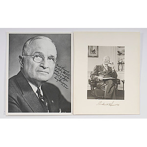 a comparison of the views of hoover and truman Hoover's work as head of but it was not until truman that a formal provide more emphasis on interpretation and providing consumers with complete views.