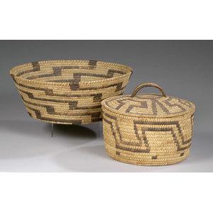 Pima/Tohono O'odham Baskets,