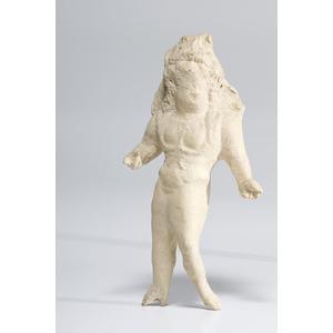 Elie Nadelman, Large Earthenware Figure