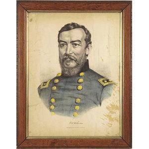 Currier & Ives, General Sheridan,