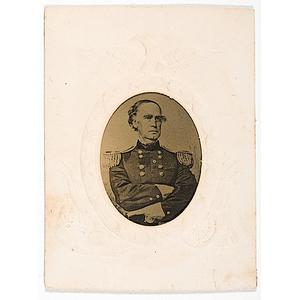 General Samuel Ryan Curtis Tintype