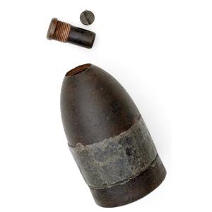 3.62 Hotchkiss Shell Nondug