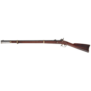 Remington 1863 Percussion Contract Rifle With Brass Handle Saber Bayonet