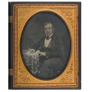 Confederate North Carolina Naval Surgeon Daguerreotypes