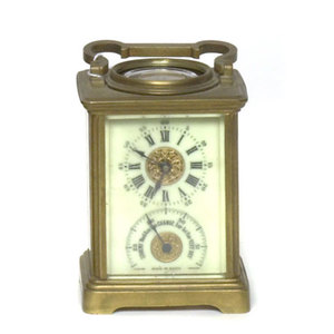 French Carriage Clock Plus,