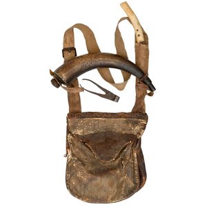 Kentucky Rifle Hunting Pouch