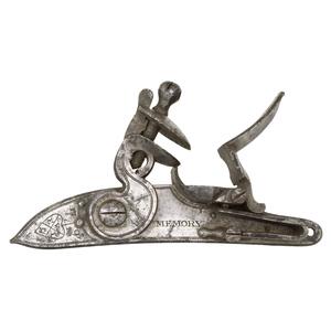 Large British East India Company Flintlock