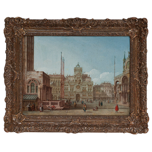 In the Manner of Canaletto (Italian, 1697-1768)