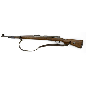 **German K98 Bolt Action Rifle, bcd 4