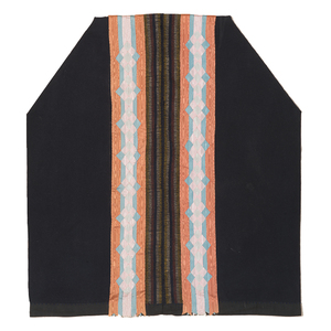 Osage Ribbonwork Matching Skirt and Breechcloth