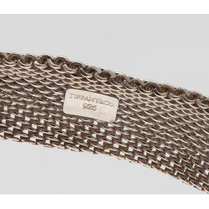 Tiffany & Co. Somerset Bracelets in Sterling Silver