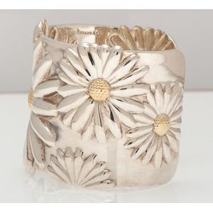 Tiffany & Co. Daisy Cuff Bracelet in Sterling Silver