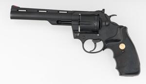 *Colt Peacekeeper Revolver