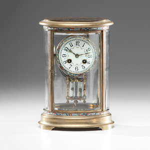 Marti Mantel Clock