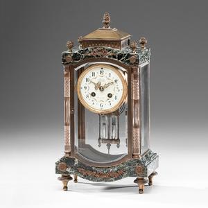 French Marble Regulator Clock