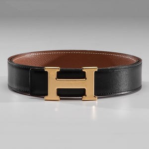 Hermes Constance H Buckle with Belt