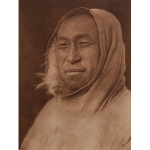 Edward Curtis (American, 1868-1952) Photogravures, Lot of Three