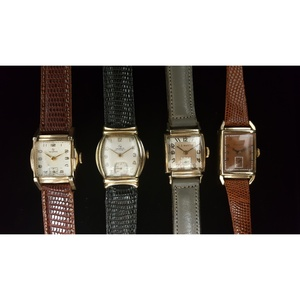 Helbros, Martin and Bloom's Vintage Wrist Watches