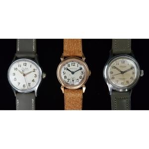 Hamilton, Olma and Forsythe Wrist Watches