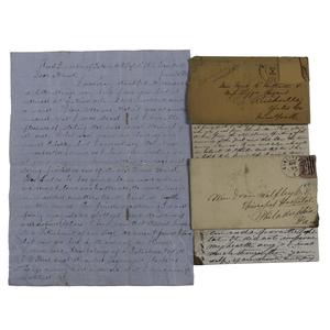 Civil War Surgeon's Letters, Plus