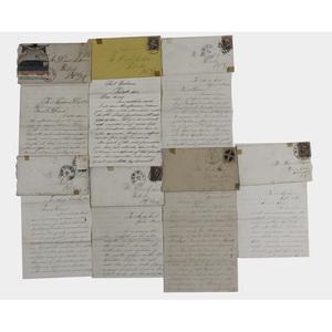 Alonzo Bullock, 10th NY Heavy Artillery, Co. E, Civil War Letters