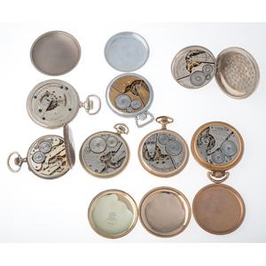 Elgin Pocket Watches PLUS
