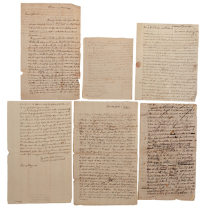 Revolutionary War-Era Archive Related to Samuel Holten, Massachusetts Statesman & Delegate to the Continental Congress