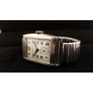 Hamilton 987F in Stainless Steel Ca. 1930