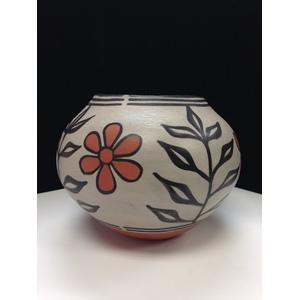 Robert Tenorio (Kewa, b. 1950) Pottery Bowl