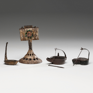 Early Lighting Devices