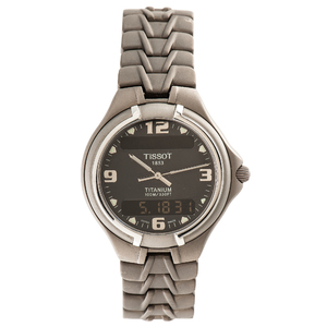 Tissot T690K Titanium Digital Analog Wrist Watch