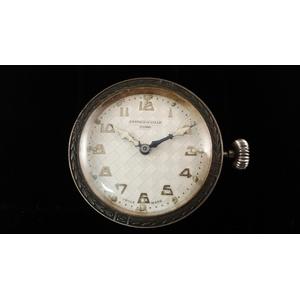 Sandoz Vuille 8 Days Dashboard Clock