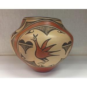 Sophia Medina (Zia, 1932-2010) Pottery Jar