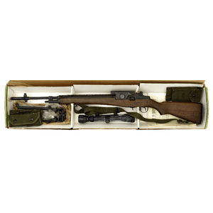 **U.S. Springfield M1A With Scope and Bipod
