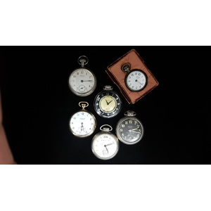 Ingersoll, Ingraham and Westclox Pocket Watches PLUS