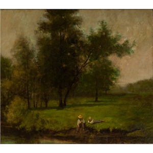 After George Inness (American, 1825-1894)