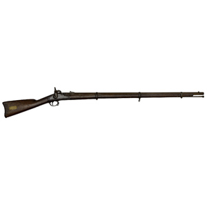 U.S. Springfield Model 1863 Type II Rifle Musket Belonging to George W. Witherall of Company A, 77th Illinois Volunteer Infantry