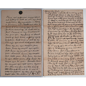 Revolutionary War Veteran Pension Application, 1820