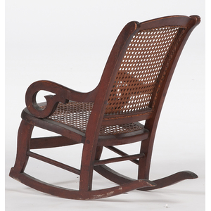 Child's Rocking Chair in Old Finish