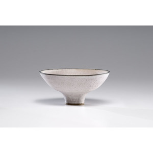 Lucie Rie, Lilac Stoneware Bowl