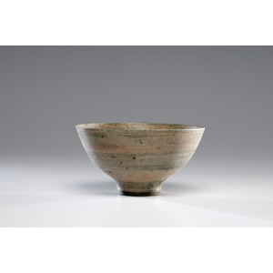 Lucie Rie, Matte Pink Stoneware Bowl